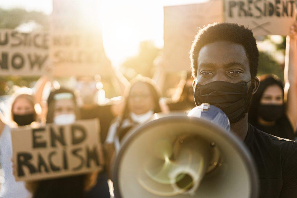 BLM Demonstration